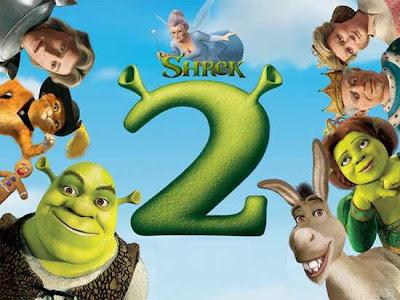 Shrek 2  - Best Movies 2004