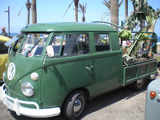 VW. T-1 Doble Cabina