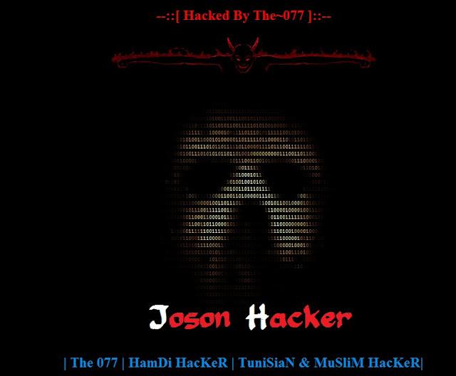 130 websites Hacked by The 077 | HamDi HacKeR | TuniSiaN HacKeR