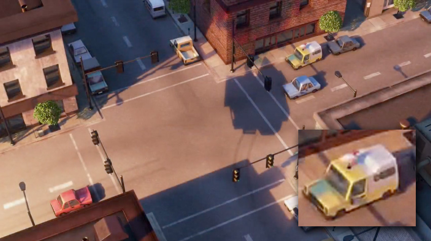 Varias Curiosidades de Pixar Studios 12