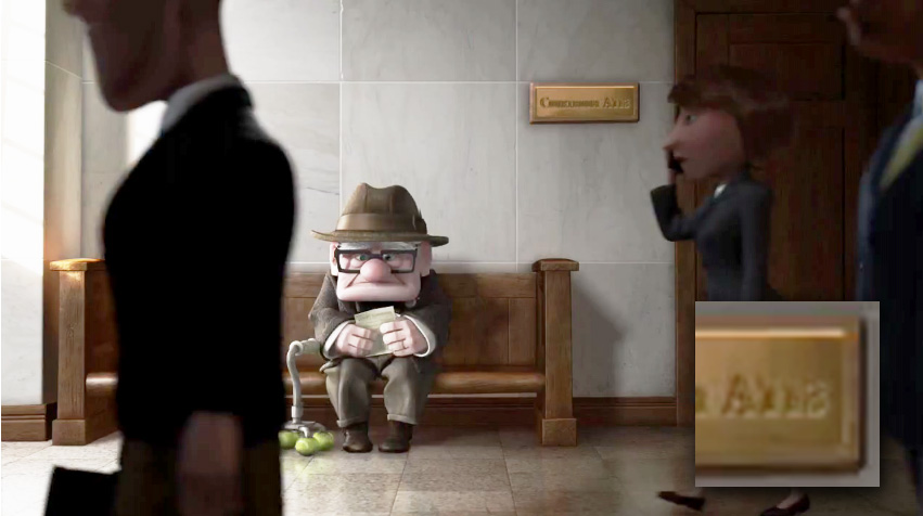 Varias Curiosidades de Pixar Studios 27