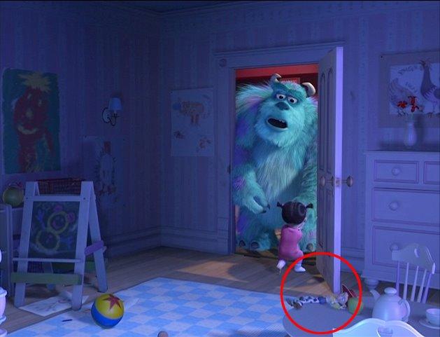 Varias Curiosidades de Pixar Studios 58