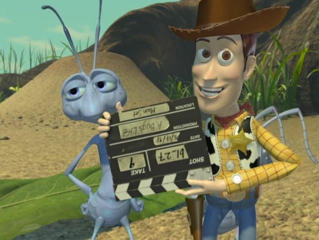 Varias Curiosidades de Pixar Studios 56