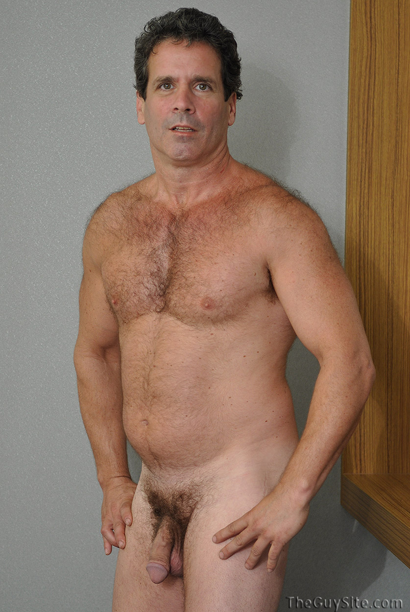 black old guys naked