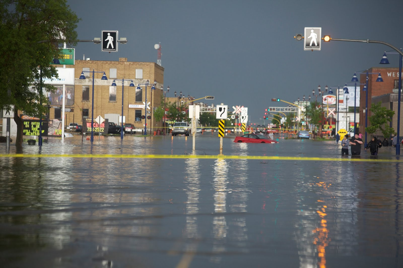 All About Pictures Yorkton Flood July 1 2010