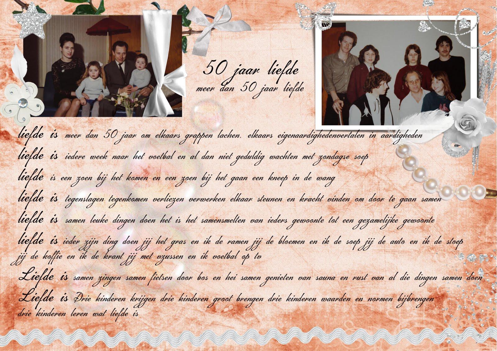 Huwelijksgedichten 40 Jaar