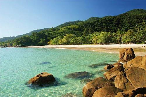 Viajar é Tudo De Bom Ilha Grande Um Paraíso Ao Alcance