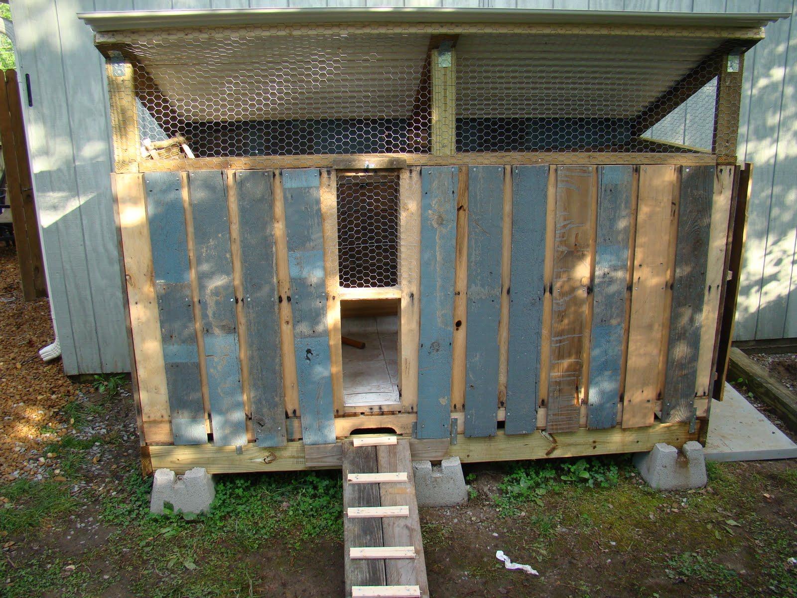 Helicopter Studios Chicken Coop