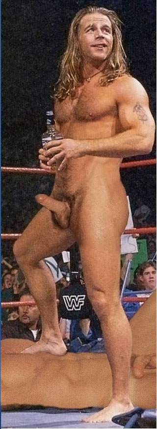 Aside! well shawn michaels nude remarkable, rather