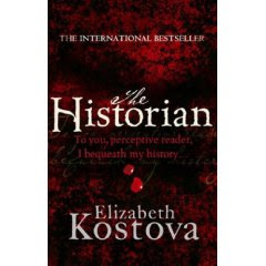 The Historian cover art.