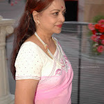 Old Aunty In Saree