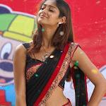 Ileana In Black Saree