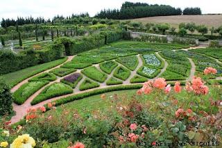 Tourainissime azay le rideau - Les jardins de la renaissance azay le rideau ...