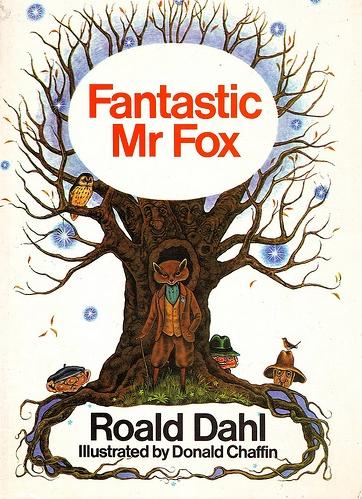 BOOK FOX FANTASTIC MR