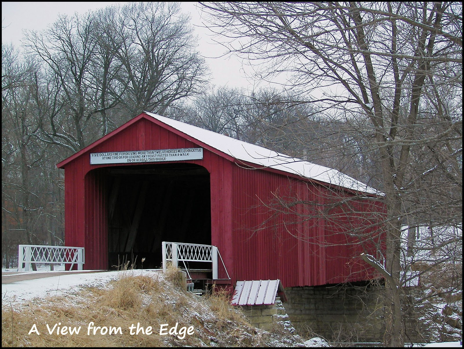 Pictures Of Covered Bridges 7