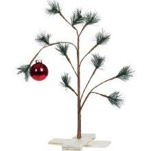 Charlie brown christmas tree clip art has a christmas tree made