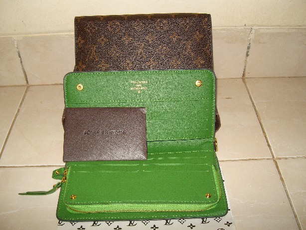 Harga Grosir Dompet Wanita Branded Import Christian Dior KW