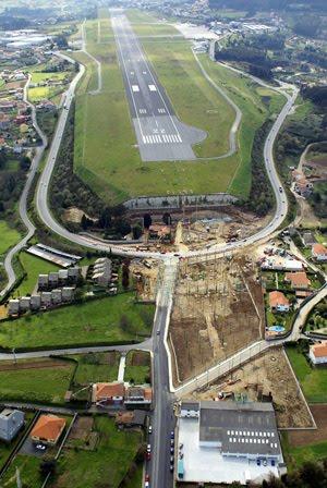 Aeropuerto De Coruna Ferrol Y Comarca