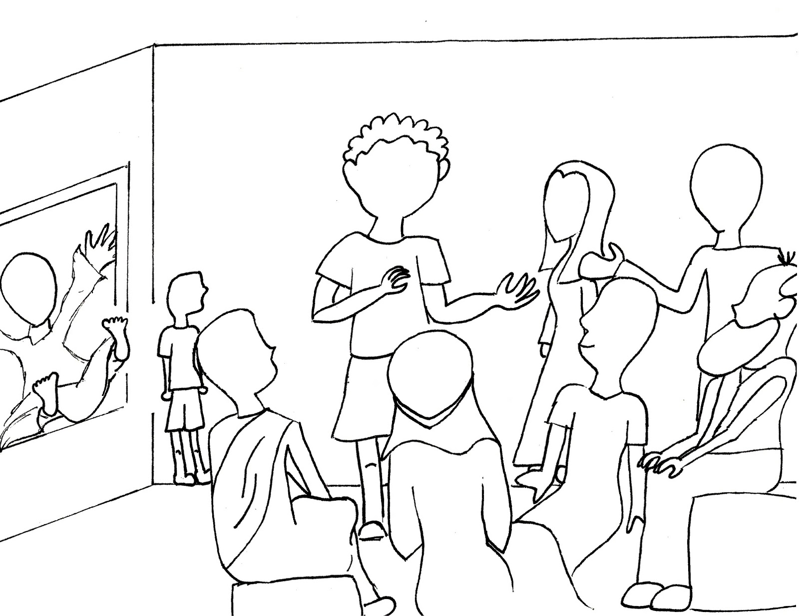 acts 20 coloring pages - photo#1
