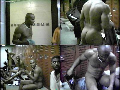 Tim Hardaway Naked In The Locker Room 41