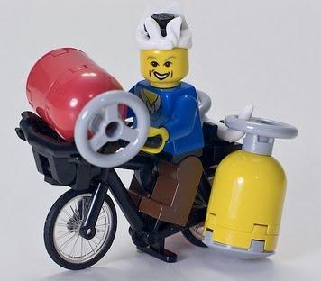 Lego Man Natural Resources