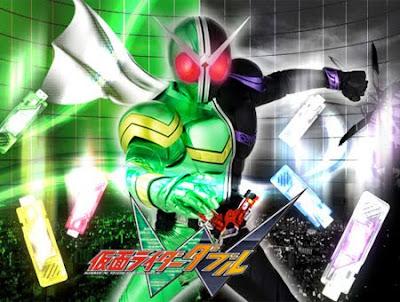 SayFuLz: REPOST : Kamen Rider W (Double) EP 1 - 49 ( eNd )