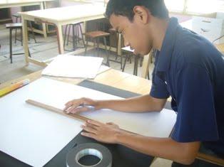 Persiapan Pelajar Ke Pertandingan Dapur Solar Peringkat Daerah 2010 Semoga Berjaya