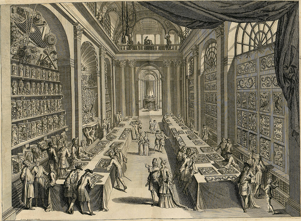 Res Obscura: Cabinets of Curiosities in the Seventeenth Century