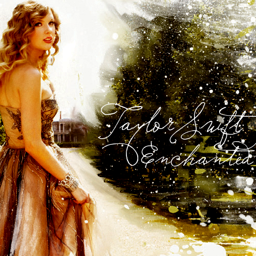 enchanted to meet you taylor swift