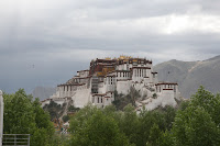 Potala Palace in Day Time
