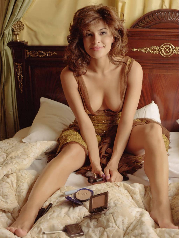 Naked Eva Mendes 56