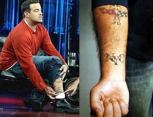 Best Tattoo Celebrity Carson Daly Tattoos