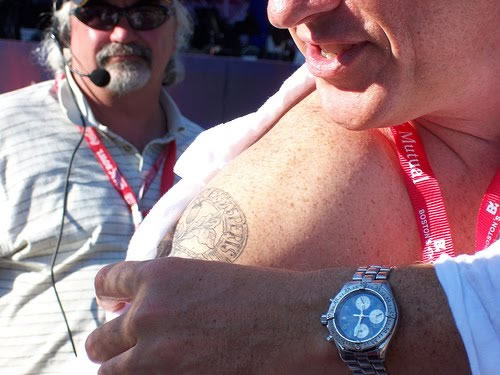 Tattoo Design Performance Craig Ferguson Tattoos