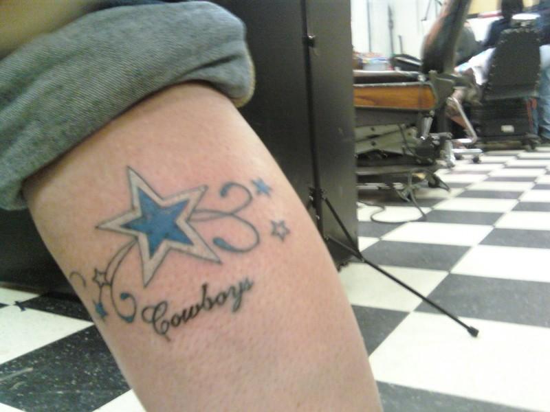 Dallas Cowboys Tattoos Full Body Tattoos