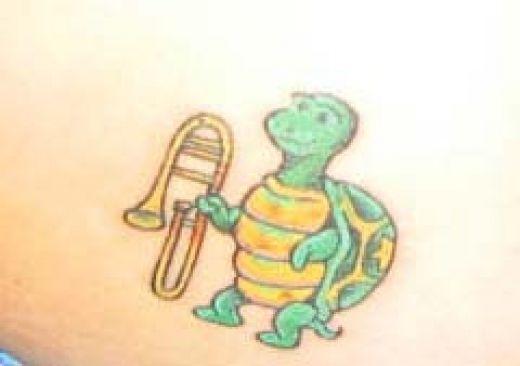 Tattoo Templek Turtle Tattoos