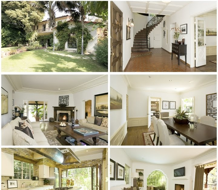 Winona Ryder Los Angeles House Celebrity Houses