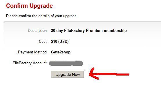 filefactory تحميل
