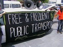 THIS BLOG SUPPORTS FARE FREE TRANSIT