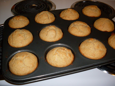 Maple Cornbread Muffins, for Sunday Supper Suggestion.