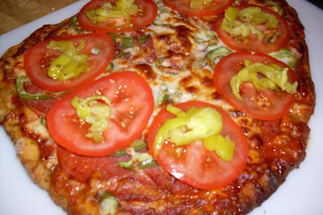 Sub Sandwich Pizza