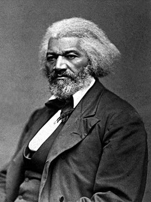 Maybe now Douglass might let America off the hook?