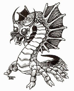 The Silver Key: My top 10 Dungeons and Dragons monsters