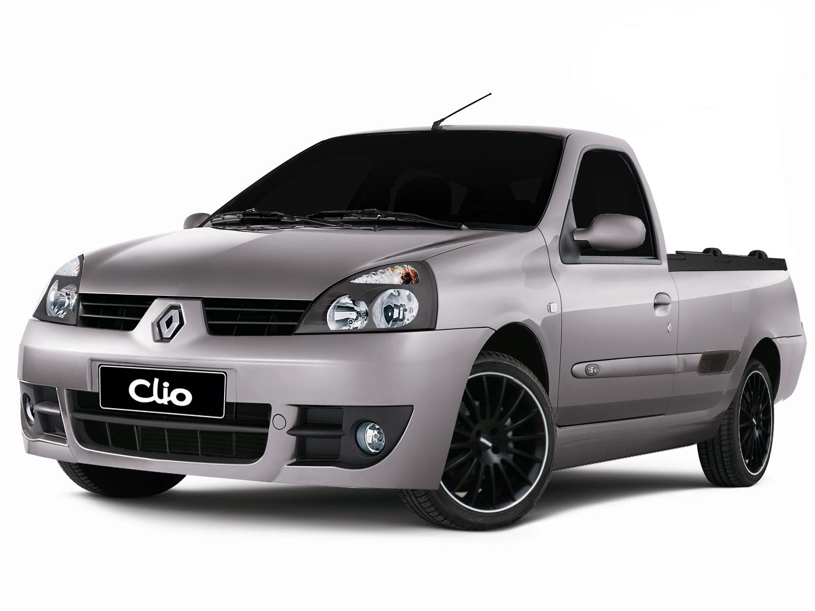 gidson multi cars clio pickup tuning. Black Bedroom Furniture Sets. Home Design Ideas