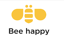 My Honey Logo - BEE Happy