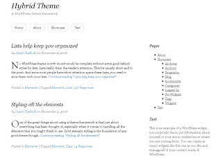 Minimal And Really Clean Free Wordpress Themes