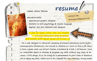 Creative Resumes to Seize Attention