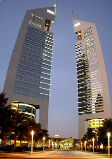 Top 10 tallest buildings in Dubai