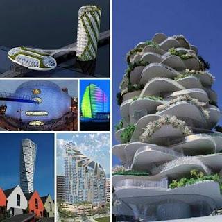 Most Amazing Bionic Buildings