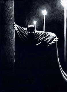 Amazing Batman Artworks