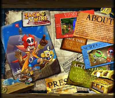 Video Game Website Designs